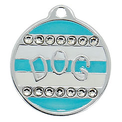 Aluminum-Swarovski-Pet-ID-Tag-Dog-Enemal-FulgorPet