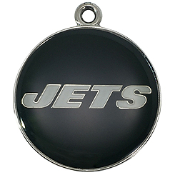 NFL-New York Jets-Pet ID Tag-Pet Tag-FulgorDesign-FulgorPet-Pet-Charm