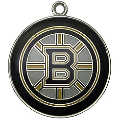 NHL-Boston Bruins-Pet ID Tag-Pet Tag-FulgorDesign-FulgorPet-Pet-Charm