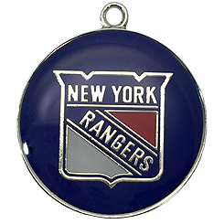 Pet-Charm-NHL-New York Rangers-Pet ID Tag-Pet Tag-FulgorDesign-FulgorPet