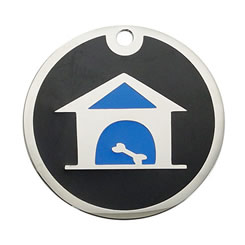 Enamel-Color-House-Pet-ID-Tag-FulgorPet